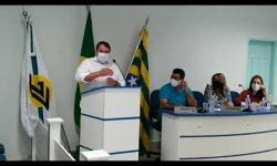 Reunião Extraordinária Câmara de Vereadores de Corumbaíba