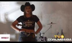 Desfile Para Escolha da Rainha do Rodeio 2019 de  Corumbaíba