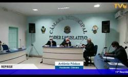 Reprise da 15ª Reunião Ordinária da Câmara de Vereadores de Corumbaíba realizada dia 03/06/2020