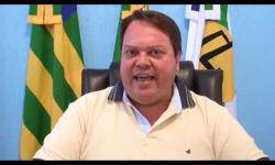 Mensagem do prefeito Wisner Araújo a toda população de Corumbaíba.