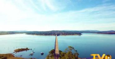 Ponte Rio  Corumbá e Ponte Paranaíba junho 2020.