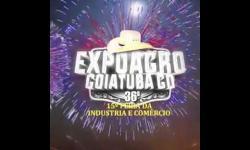 Chamada EXPOAGRO GOIATUBA 2018