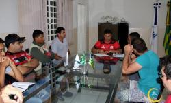 Congresso Técnico  para a realização do 22º Campeonato de Campo de Corumbaíba