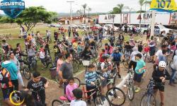 II Passeio Ciclístico de Corumbaíba