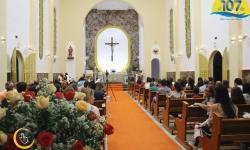 Celebração da Santa Missa em ação de Graças aos 107 anos de Corumbaíba