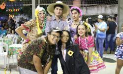 Festa Junina Colégio Estadual Simon Bolívar