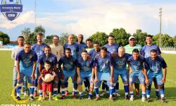 Campeonato Regional Master de Futebol de Campo Corumbaíba Master F. C. x Amigos do Robinho