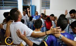 1º JOGO DA FINAL GOIANO DE FUTSAL SEC/CORUMBAIBA X GOIÁS
