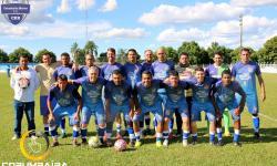 Corumbaíba Master F. C. x Associação de Catalão