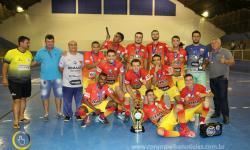 Final do 24º Campeonato Municipal de Futsal de Corumbaíba