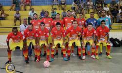 Final do Campeonato Regional de Futsal da cidade de Marzagão