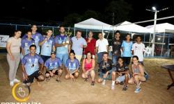Final do campeonato de Vôlei de Areia de  Corumbaíba