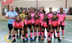 2ª Fase da 1ª Copa Futsal Feminino de Nova Aurora