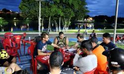Congresso Técnico Campeonato de Futevôlei 2020 de Corumbaíba