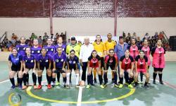Semifinal e Final da 1ª Copa Futsal Feminino de Nova Aurora