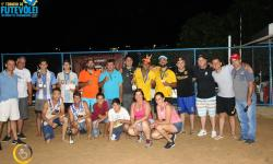 Final do  1º Torneio de Futevôlei de Corumbaíba