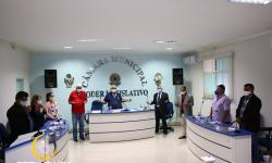 Reunião Ordinária da Câmara de Vereadores de Corumbaíba