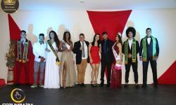 Noite de Coroação Miss e Mister Goiás, Minas Distrito Federal Internacional
