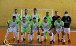 UNIRV x CEC Corumbaíba  jogo valido pela 1ª fase da Copa Goiás de Futsal