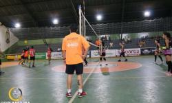 1ª Rodada do  Campeonato de Voleibol Misto de Corumbaíba
