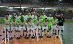 3ª Rodada Camponato Goiano de Futsal CEC CORUMBAIBA X GOIATUBA