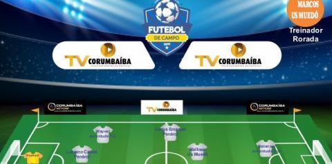 Seleção da 4ª Rodada do campeonato Municipal de Campo de Corumbaíba 2019