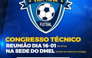 III Copa Vila Nova de Futsal de Corumbaíba