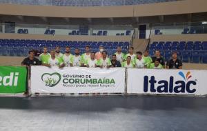 Definida a Equipe de arbitragem para a Copa do Brasil Sicredi entre Brasília Futsal (DF) X Corumbaíba