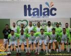CEC Corumbaíba vence com folga e se classifica para a final da Copa Goiás de Futsal