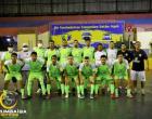 CEC CORUMBAIBA  está confirma na edição 2021 do Campeonato Goiano de Futsal