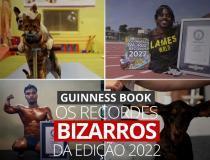 Cão com maiores orelhas e adolescente mais alto do mundo estão entre os recordes do Guinness 2022; veja VÍDEO