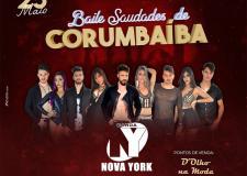 CHAMADA BANDA NOVA YORK PARA O BAILE SAUDADES DE CORUMBAÍBA 2019