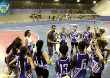 Amistoso de Voleibol entre Corumbaíba x Nova Aurora