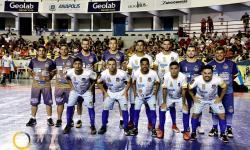 Campeonato Goiano de Futsal Anápolis x Corumbaiba