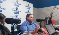 Prefeito de Corumbaíba Wisner Araújo participa de entrevista na Rádio Sucesso de Catalão