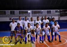 Campeonato Goiano de Futsal  UNIVERSO X  SEC/CORUMBAÍBA