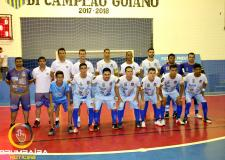 2º Jogo da Semi Final do campeonato Goiano de Futsal 2019 SEC/CORUMBAÍBA X UNIVERSO