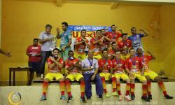 Final do Campeonato Regional de Futsal de Marzagão  Vila Amorim x Rio Quente