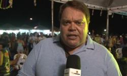 Prefeito Wìsner Araújo fala sobre o Carnalegria 2020.