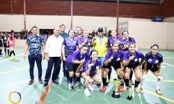 Final da Copa Futsal de Nova Aurora entre Believe (Goiandira) x Central (Davinópolis)