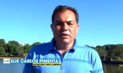 CORUMBAÍBA 108 ANOS . MEIO AMBIENTE PRESTA CONTAS DE AÇÕES REALIZADAS.