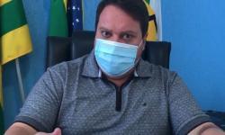 Prefeito Wísner Araújo faz o balanço sobre as ações contra o Covid  - 19 em Corumbaíba.