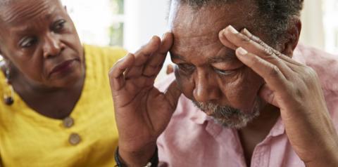 Depressão: um problema silencioso que atinge idosos