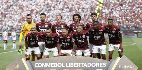 Gabigol decide, Flamengo vira nos acréscimos sobre o River Plate e é campeão da Libertadores