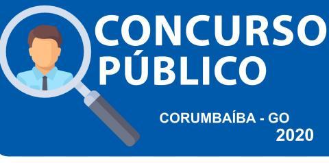Concurso Público - Prefeitura Municipal de Corumbaíba - GO