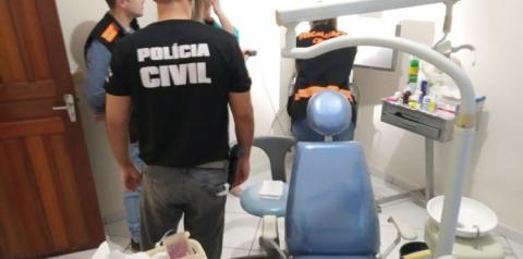Falso dentista que atuava em 4 cidades goianas é preso