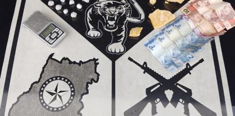 COD/CPR REALIZA FLAGRANTE POR TRÁFICO DE DROGAS