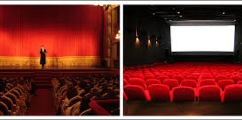 Brasileiros participam  mais de teatros e cinemas, diz pesquisa
