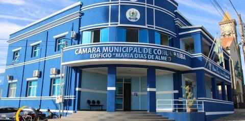 Câmara de Vereadores de Corumbaíba recebe o nome  de Edifício