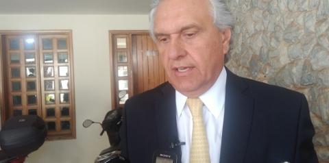 Caiado espera que líderes da oposição tenham bom senso em projeto eleitoral